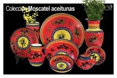 MOSCATEL-ACEITUNAS